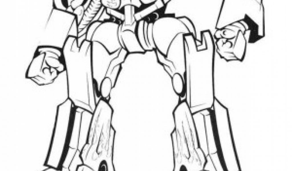 Get This Image Of Optimus Prime Coloring Page To Print For