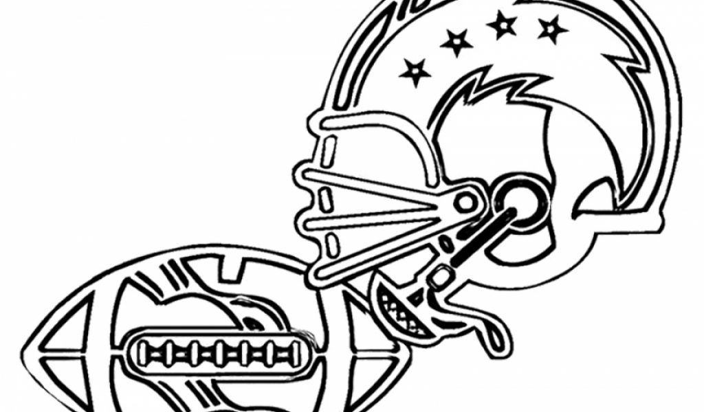 get this kids printable nfl football coloring pages online 84752 ! - Printable Football Coloring Pages