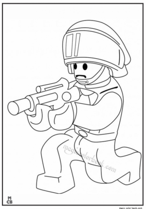 Lego Star Wars Coloring Pages Free Printable   40768