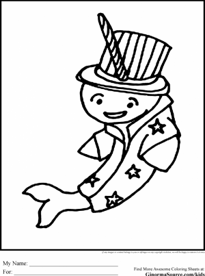 Narwhal Coloring Pages Kids Printable   GFZ38