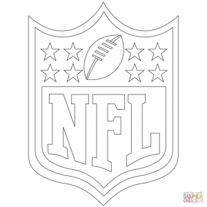 NFL Coloring Pages Printable   3br05