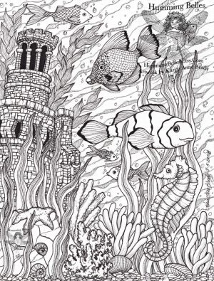 Ocean Coloring Pages for Adults   yebc7