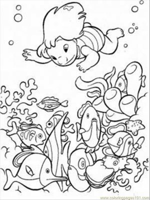 Ocean Coloring Pages Printable   way3n
