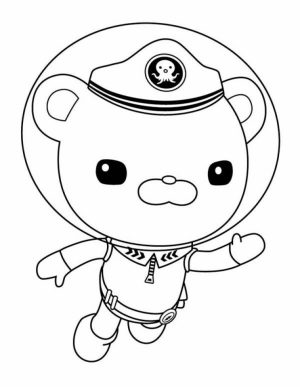 Octonauts Coloring Pages Free   41860