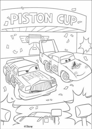 Online Cars Coloring Pages   29098