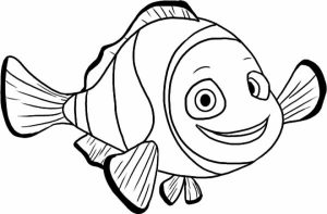 Online Fish Coloring Pages   476866