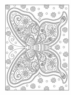 Online Grown Up Coloring Pages   83723