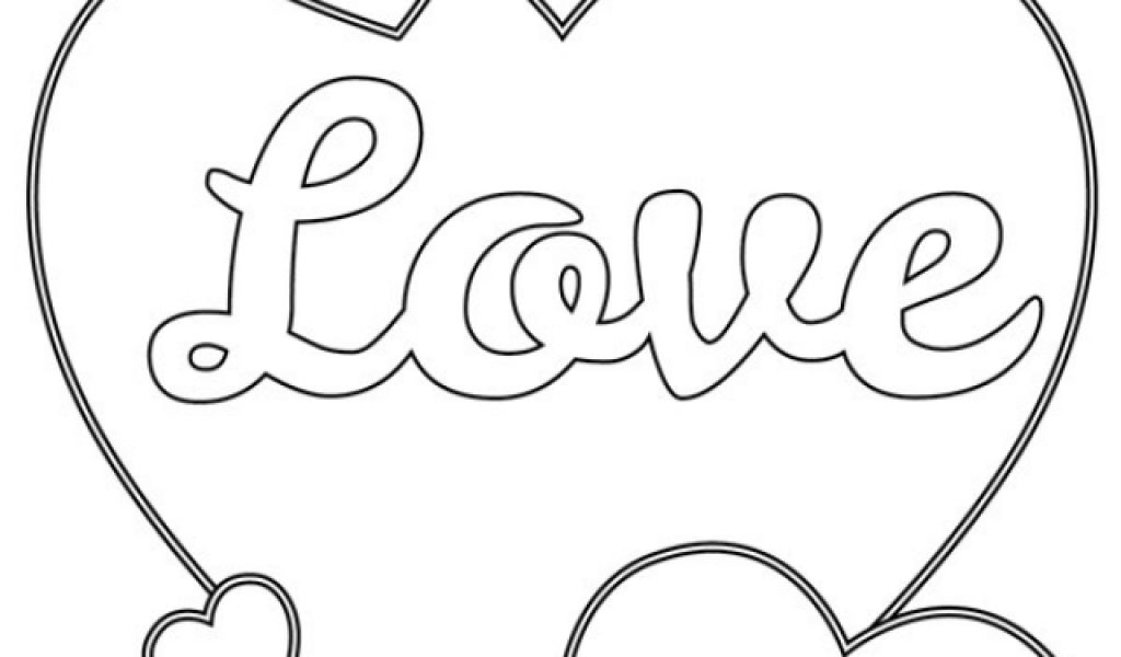 Get This Online I Love You Coloring Pages for Kids sz5em