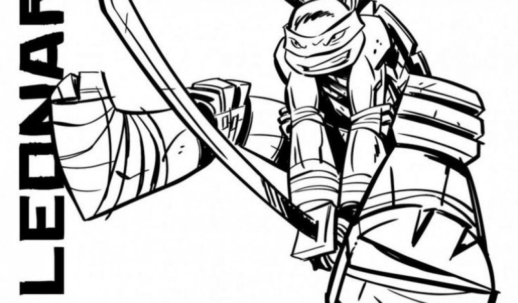 Get This Online Teenage Mutant Ninja Turtles Coloring Pages 10237