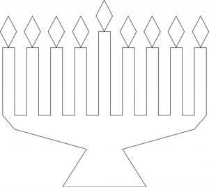 Preschool Printables of Hanukkah Coloring Pages Free   jIk30