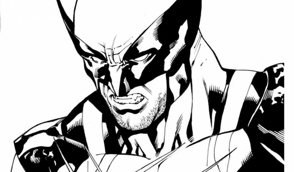 Get This Printable Deadpool Coloring Pages Online 781016: Get This Preschool Printables Of Wolverine Coloring Pages