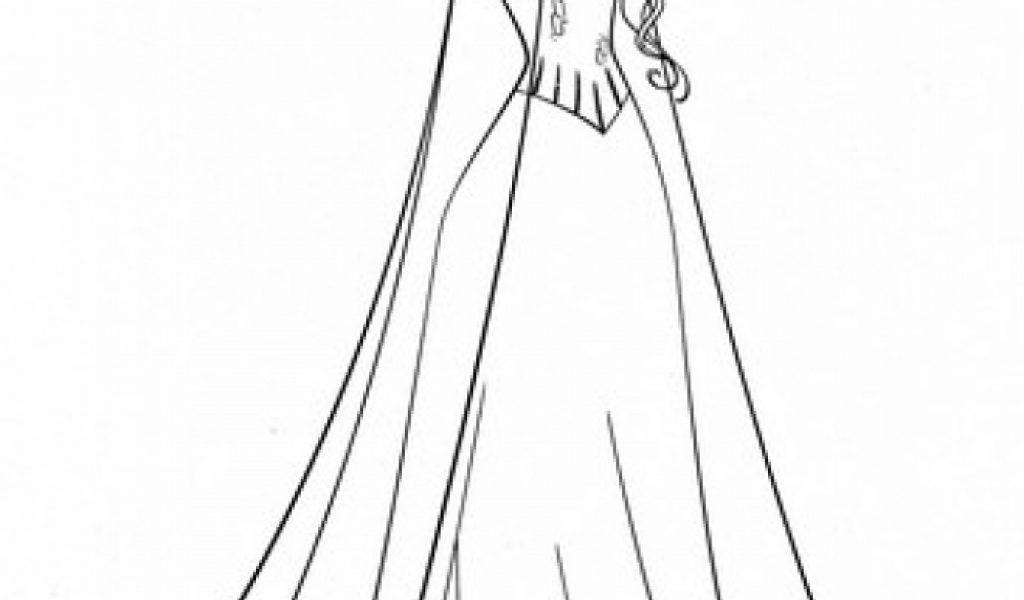 Dibujos Para Colorear De La Princesa Elsa: Get This Princess Elsa Coloring Pages 97341