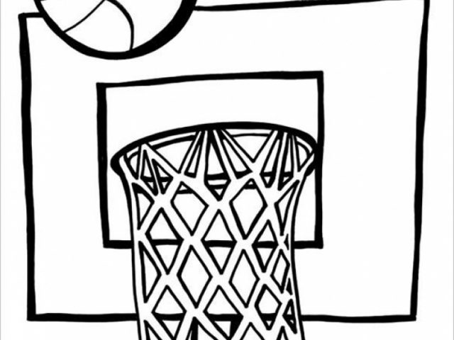 printable basketball coloring pages best 2017 - Basketball Coloring Pages Print