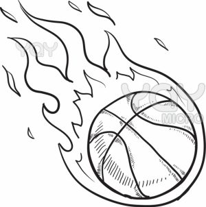Printable Basketball Coloring Pages Online   638590