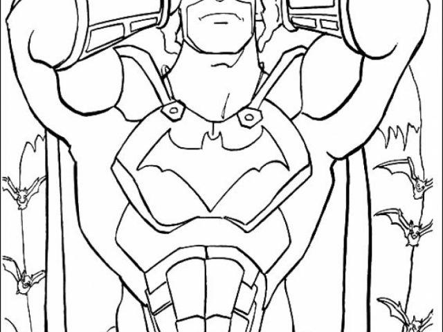 batman coloring pages online - photo#28