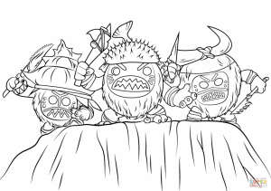Printable Moana Coloring Pages Online   YG63C