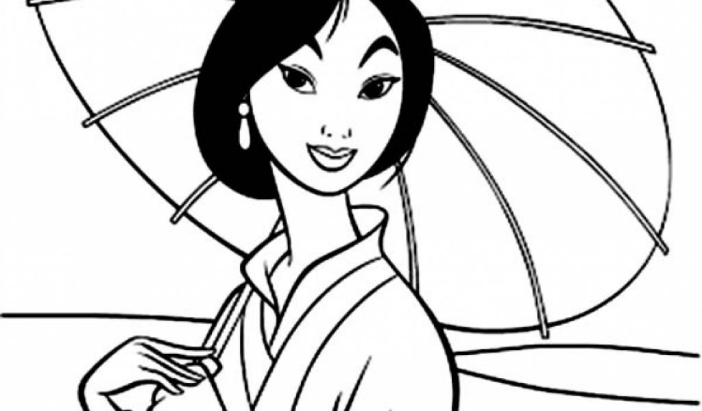 mulan coloring pages free - get this printable mulan coloring pages online 2x531