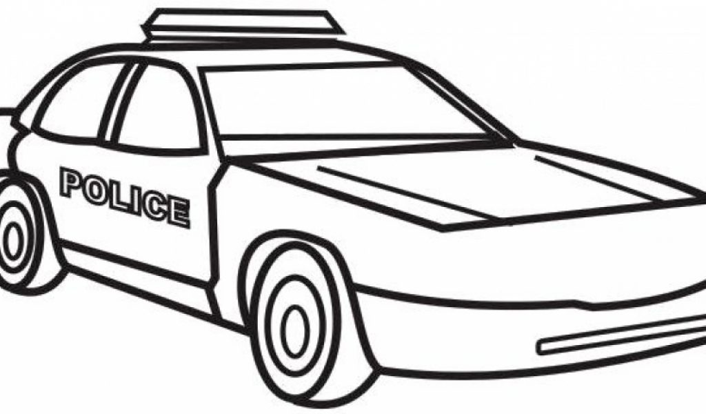 police - Police Coloring Pages