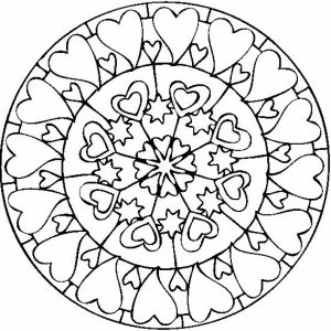 Printable Roses Coloring Pages for Adults Online   85256