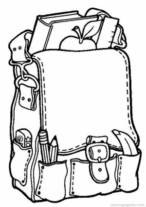 Printable School Coloring Pages   7ao0b