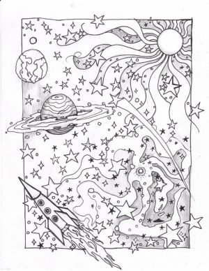 printable trippy coloring pages for grown ups ts6s6