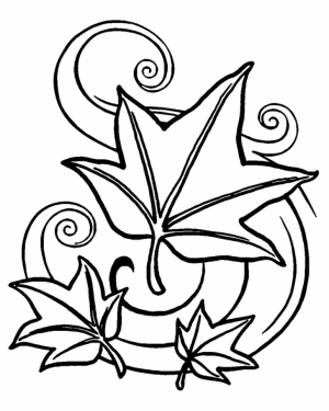 Printables for Toddlers   Fall Coloring Pages Online Free   m7pzl