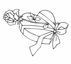 Roses Coloring Pages for Adults Free Printable   51582