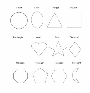 shapes coloring pages to print online lj8rr