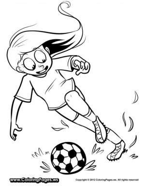 Soccer Coloring Pages for Toddlers   4bcm5