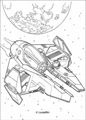 Space Coloring Pages Adults Printable   ILK26