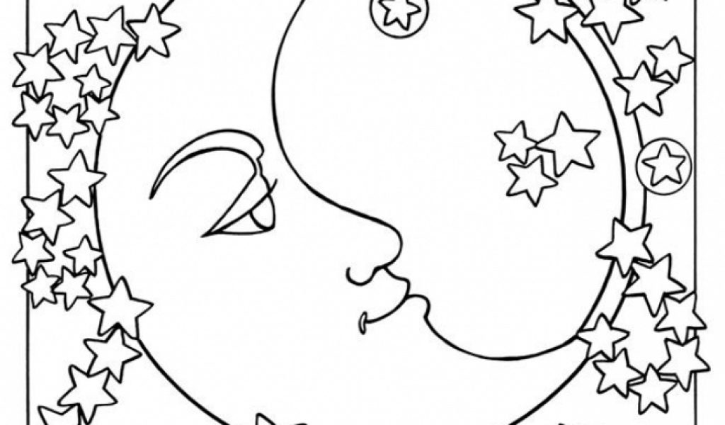 Get This Space Coloring Pages Adults Printable PDW44