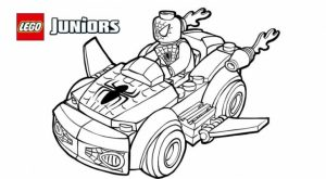 Spiderman Coloring Pages Free Printable   107431
