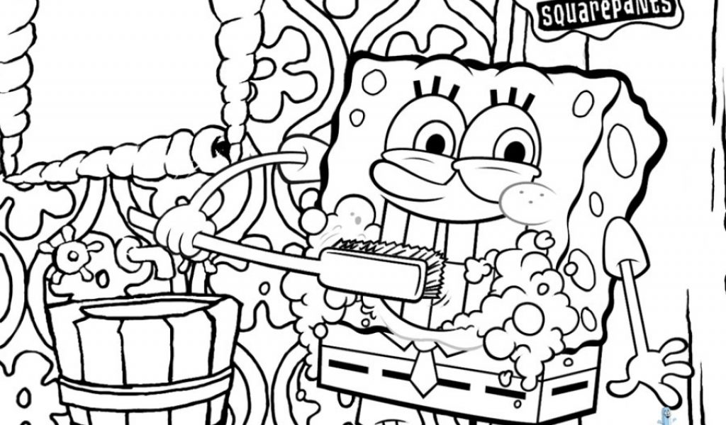 get this spongebob squarepants coloring pages free printable u043e