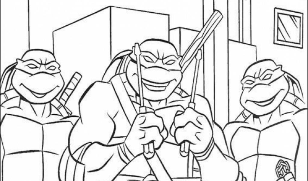 Get This Teenage Mutant Ninja Turtles Printable Coloring Pages for ...