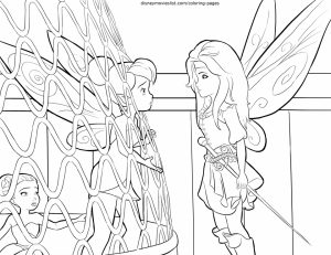 Tinker Bell Coloring Pages Printable for Girls   39874