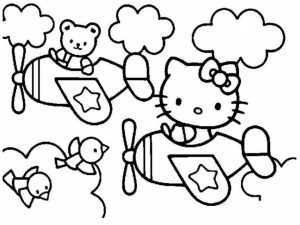Toddler Coloring Pages Printable for Preschoolers   03712
