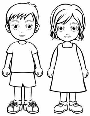Toddler Coloring Pages to Print Online   29041