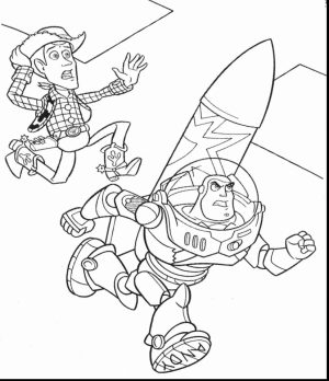 Toy Story Coloring Pages Free Printable   48633