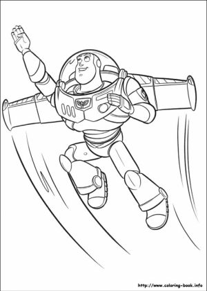 Toy Story Coloring Pages Online   96759