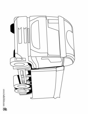 Truck Coloring Pages Online   86973