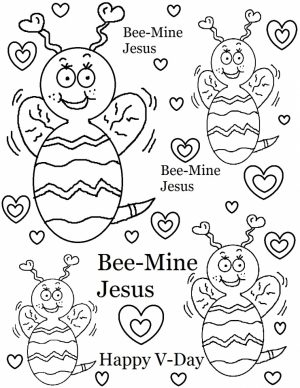 Valentines Online Coloring Pages to Print Out   98430