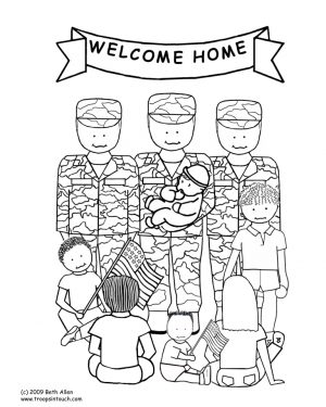 Veteran's Day Coloring Pages Free   02at1
