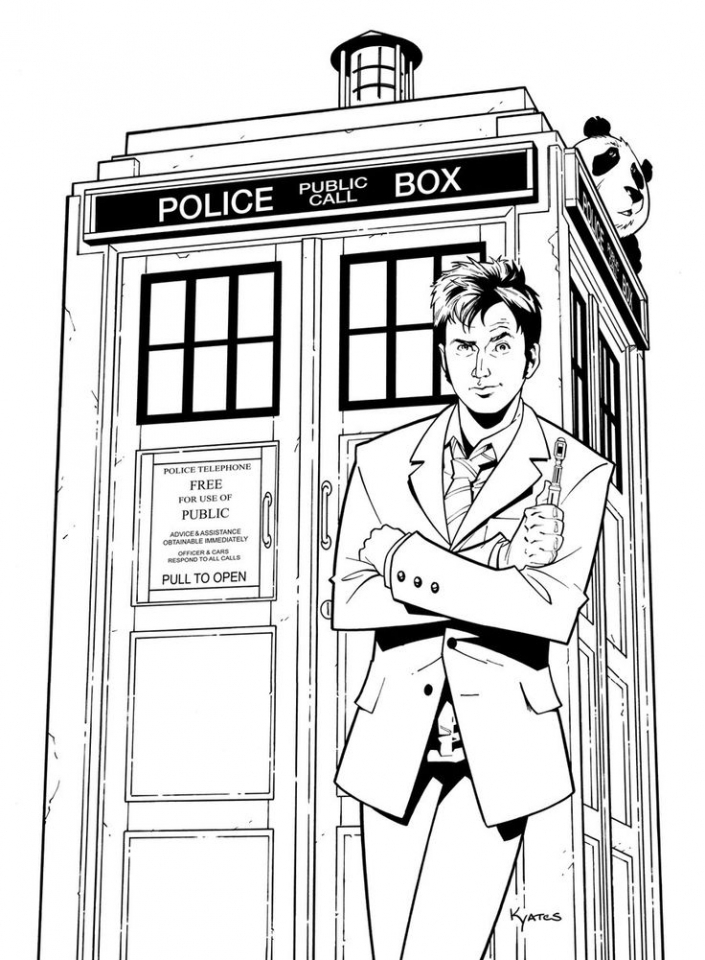 photo regarding Doctor Who Printable identified as Get hold of This Medical doctor Who Coloring Web pages Printable for Young children WY71R !