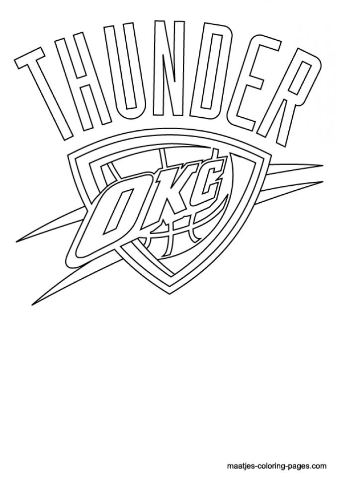 Easy Preschool Printable Of NBA Coloring Pages R38YZ