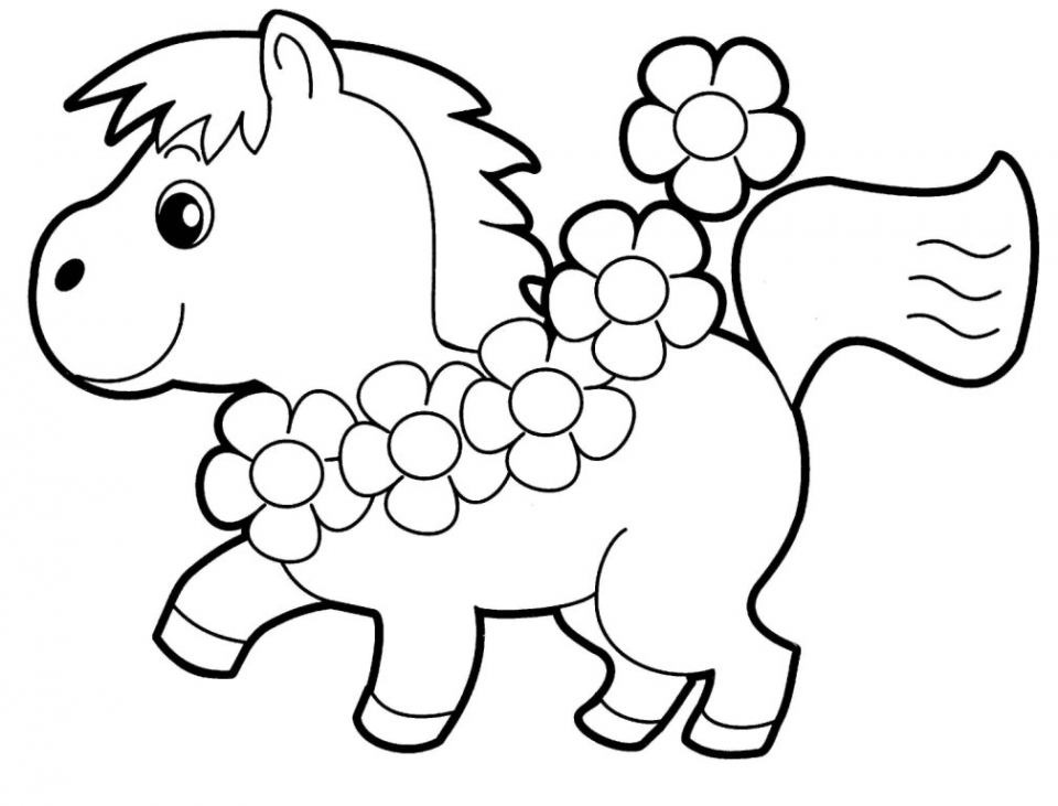 Online Animals Coloring Pages To Print B9149