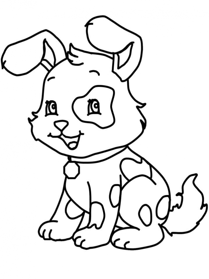 get this online printable puppy coloring pages 4g45s