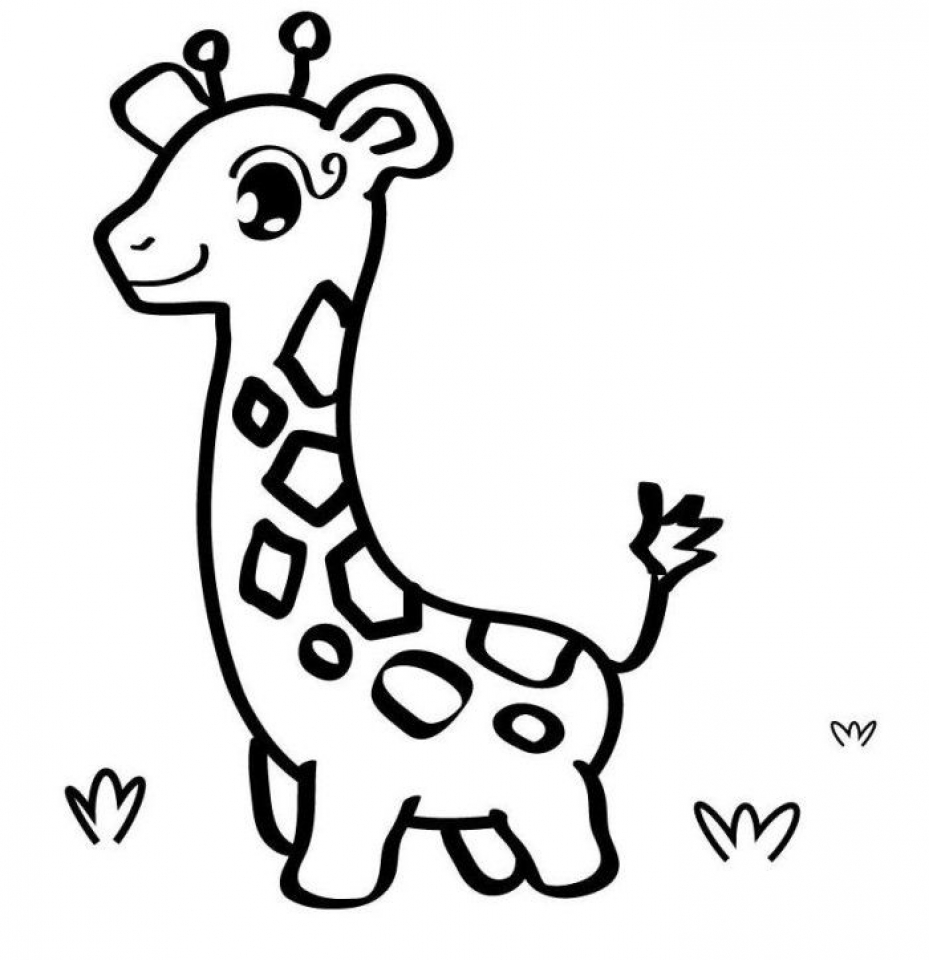 20 free printable baby animal coloring pages everfreecoloring com