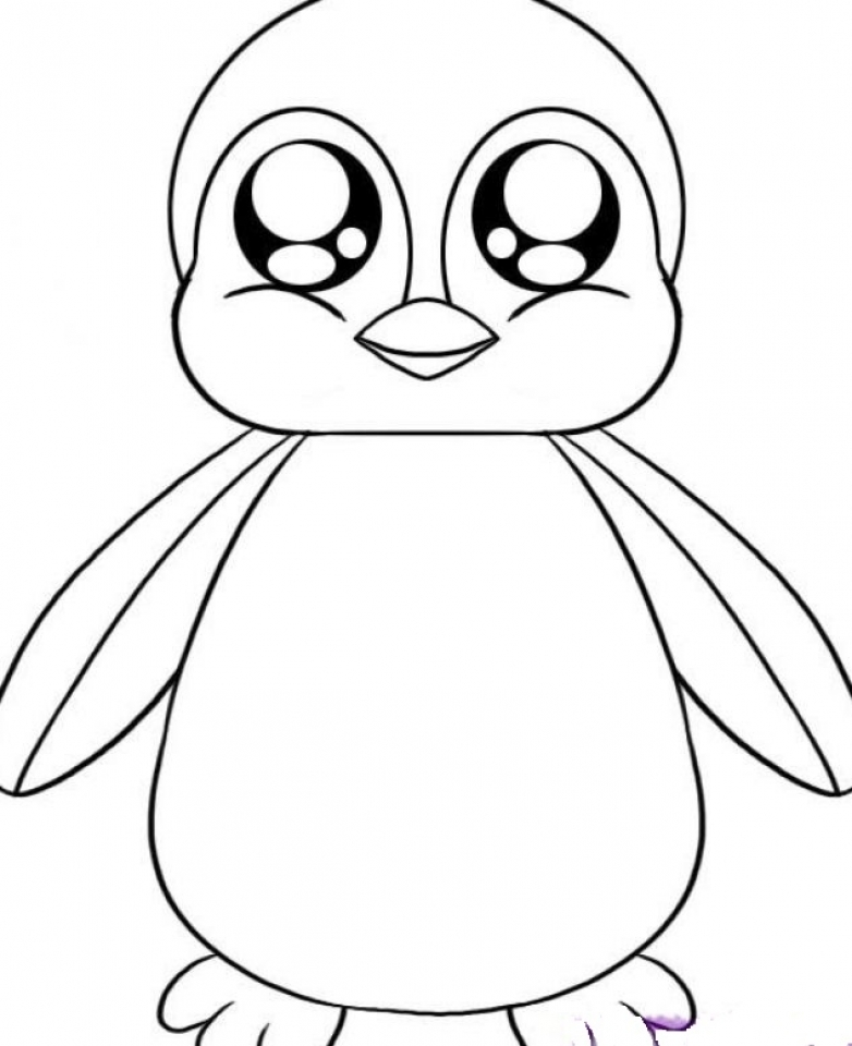 Baby Animal Coloring Pages Free Printable 9548