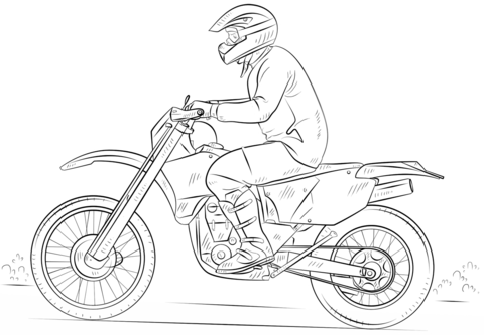 get this children s printable dirt bike coloring pages 5te3k