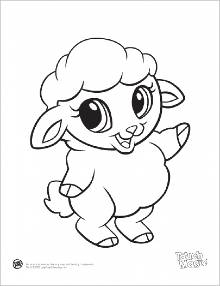 Get this free baby animal coloring pages to print 92377 for Animal coloring pages printable free